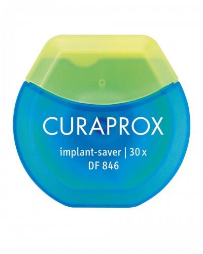 Dantų siūlas implant saver, 30 vnt.