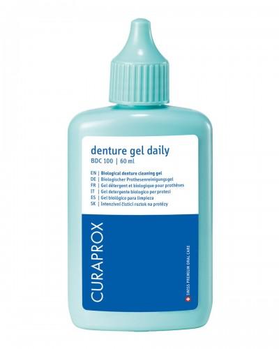 Dantų protezų valymo gelis BDC Daily, 60 ml