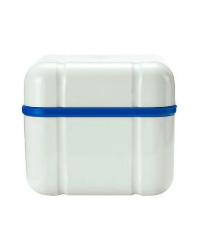 Valymo dėžutė protezams BDC, mėlyna
